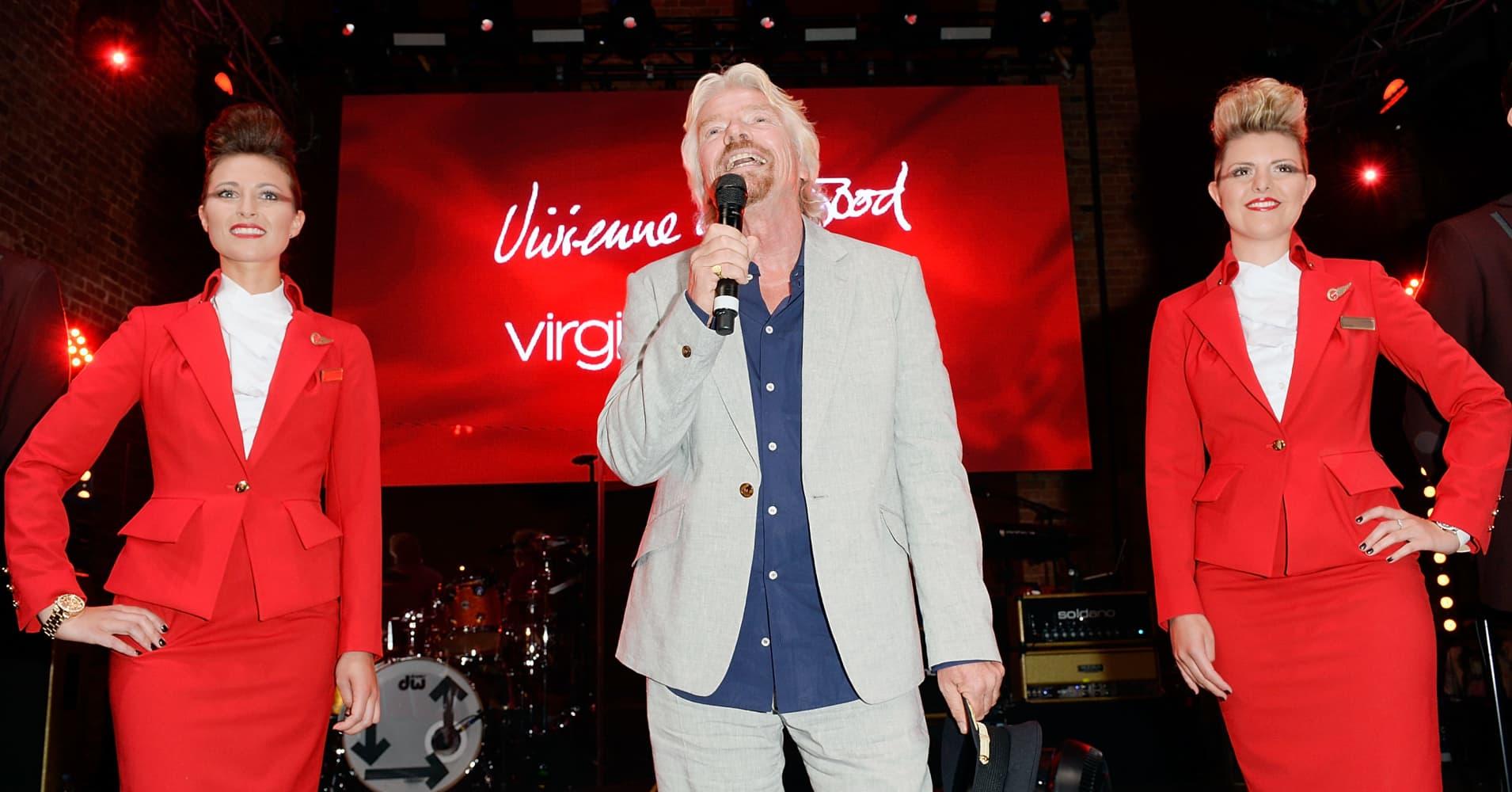 Virgin Atlantic drops mandatory makeup rule for female flight attendants