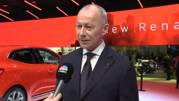 Ensuring permanence of auto alliance a priority, Renault CEO says