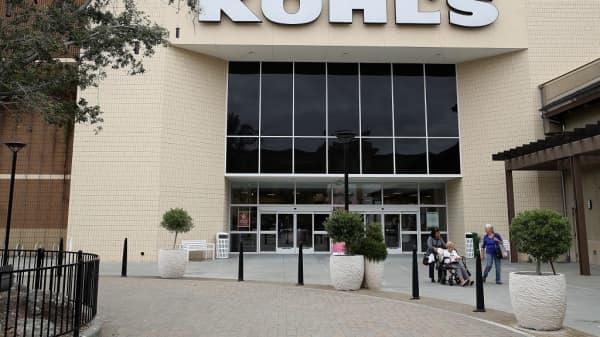 Kohl's reports quarterly profits above estimates