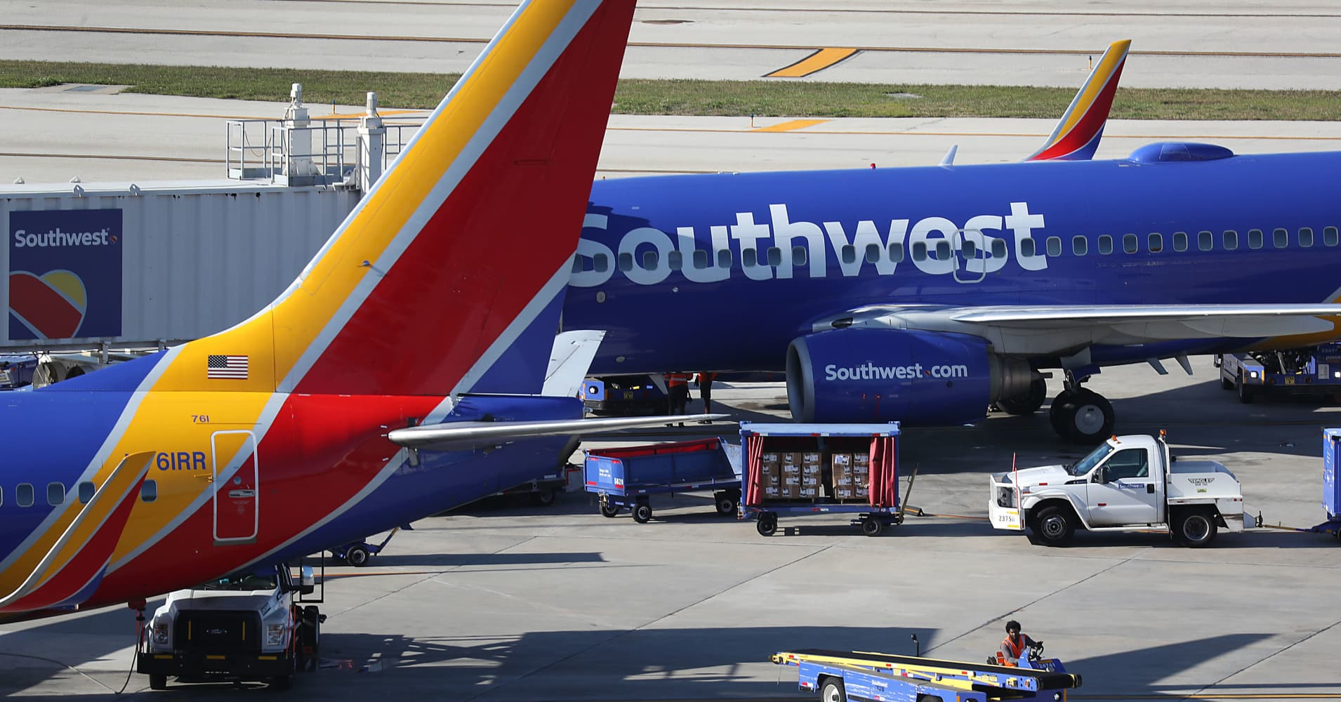 Southwest's maintenance problems are costing it millions a week, CEO says
