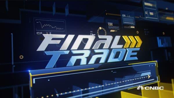 Final Trade: GM, TJX & More