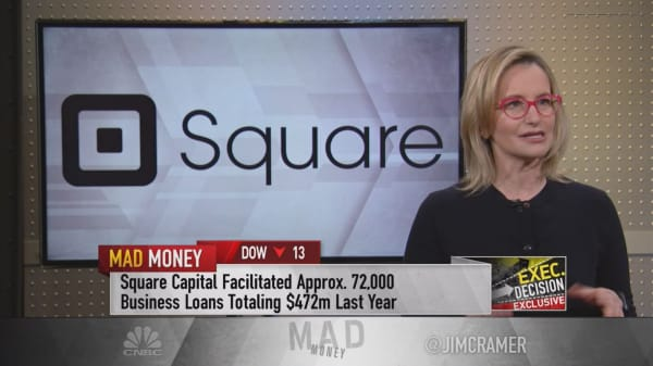 Extending credit to small businesses that lack access: Square Capital head