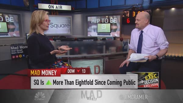 Square Capital head: Extending credit to small firms that lack access