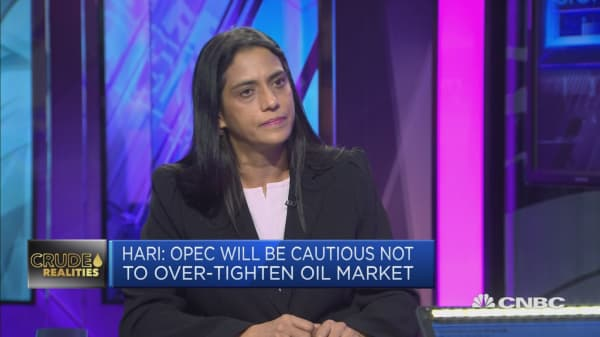 OPEC will be cautious not to 'over-tighten' the oil market: Vanda Insights