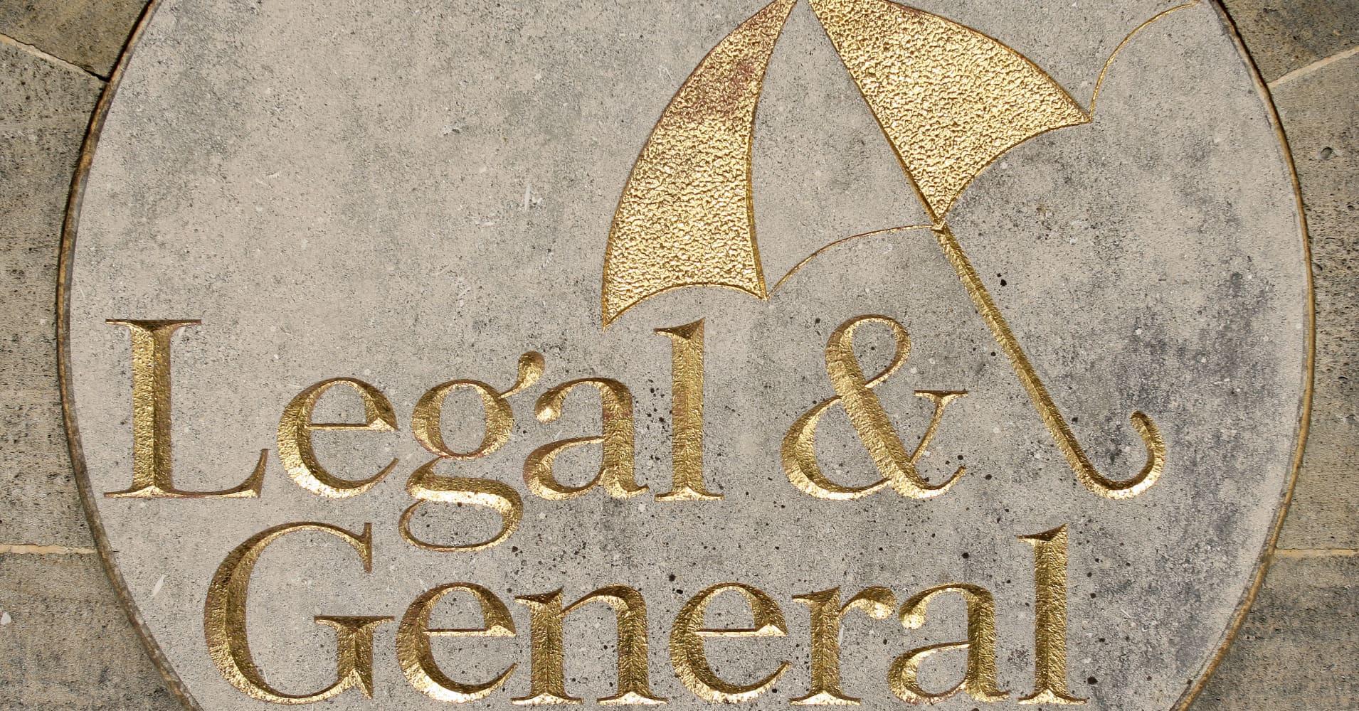 Legal & General 2018 operating profit rises 10%
