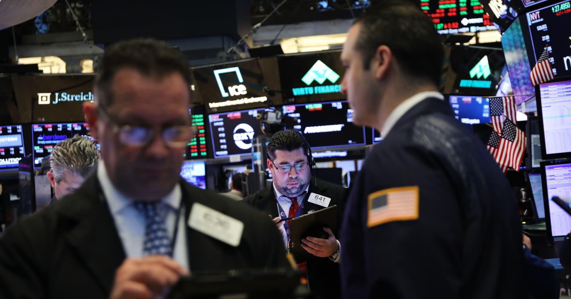 Stocks making the biggest moves premarket: Boeing, Express, Spotify, Goldman Sachs & more