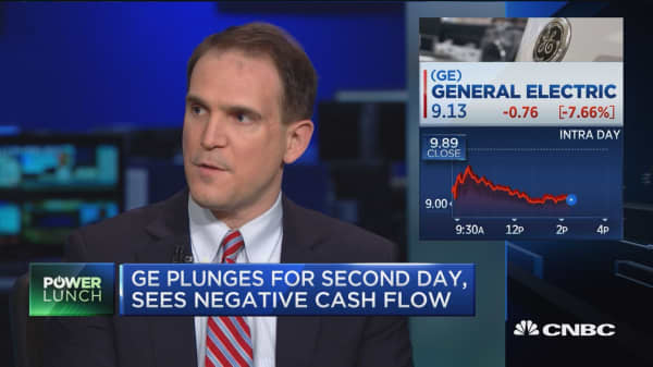 Investors need to look past GE's negative period to 2021, says equity analyst