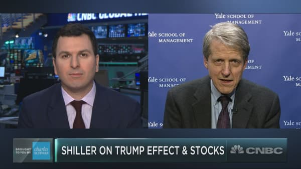 A powerful economic narrative is keeping the bull market alive: Nobel prize-winning economist Robert Shiller
