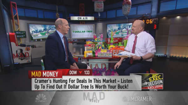 Dollar Tree CEO: Giving Family Dollar a 'wow' factor is boosting sales