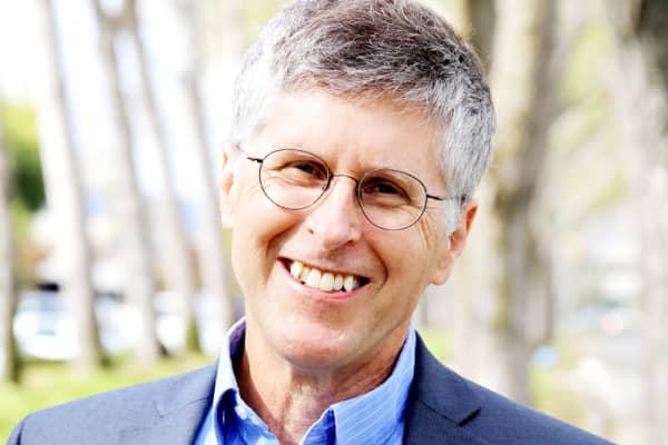 Pat Brown, founder and CEO of Impossible Foods.