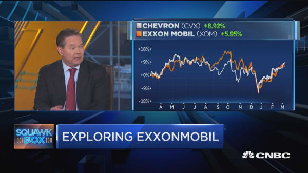 This is the right time for Exxon Mobil to invest in capital expenditure, energy expert says
