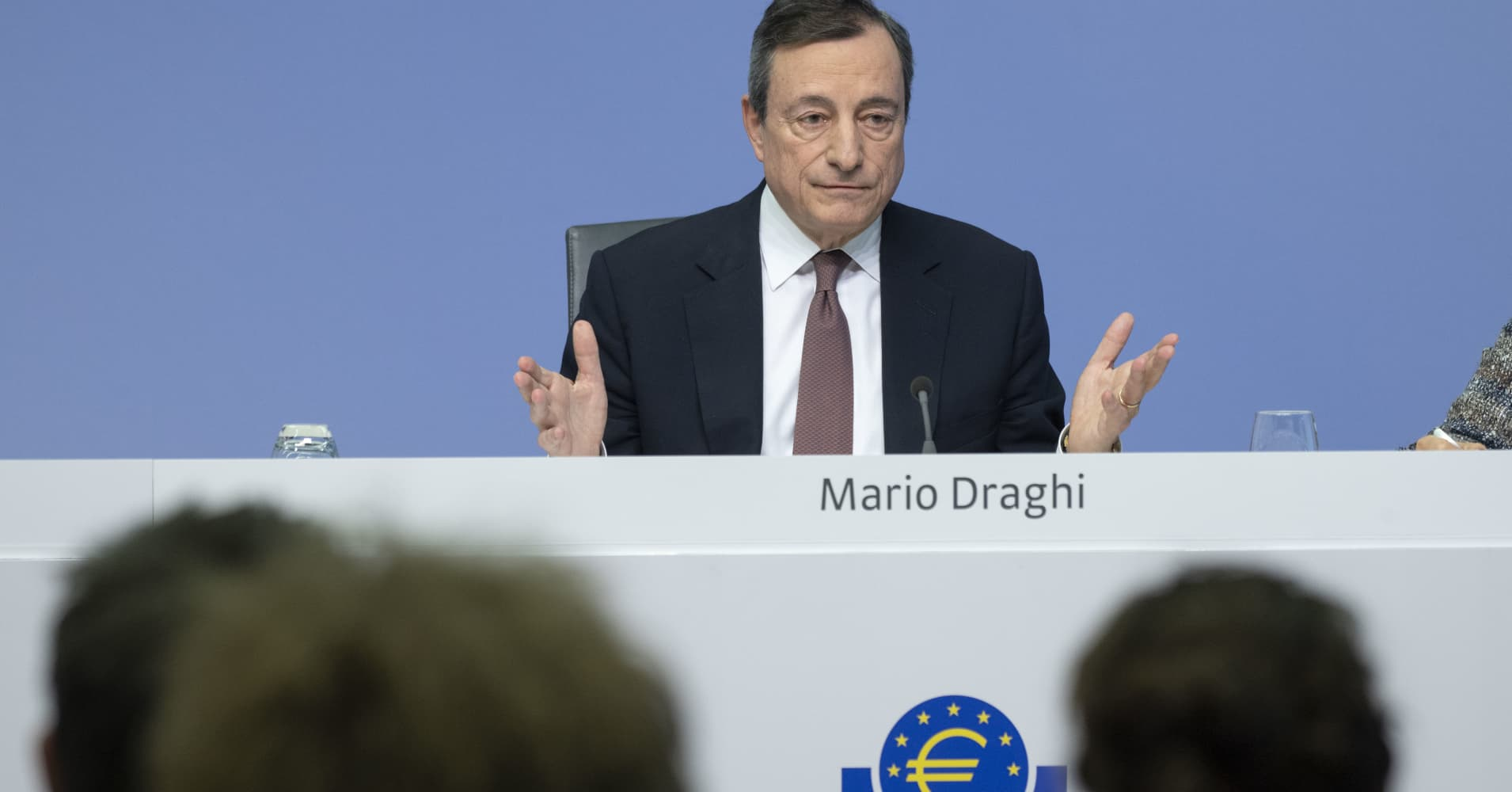 ECB in panic mode? Experts warn it'll take more than a central bank to help Europe recover