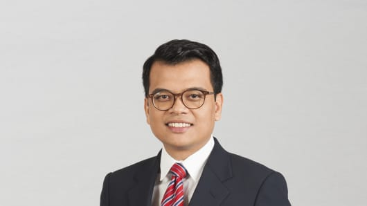 Khairul Rifaie, Group Chief Financial Officer CIMB Group.