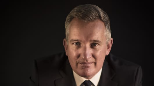 Mark Wilson, Executive Vice President and Chief Financial Officer Aston Martin Lagonda.