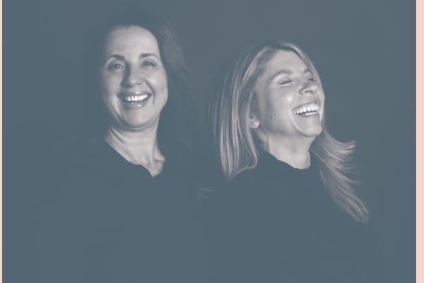 Shoe company M.Gemi founder Maria Gangemi (left) has interviewed female staff for International Women's Day