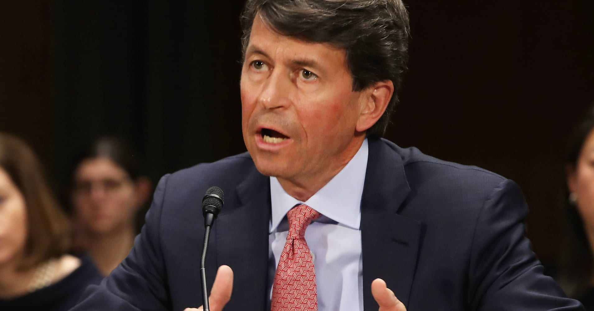 Equifax, Marriott CEOs testify in Senate over data breaches