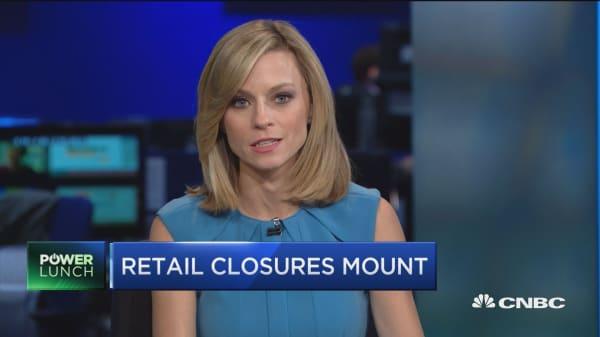 Retailers announce 5,163 store closures in 2019