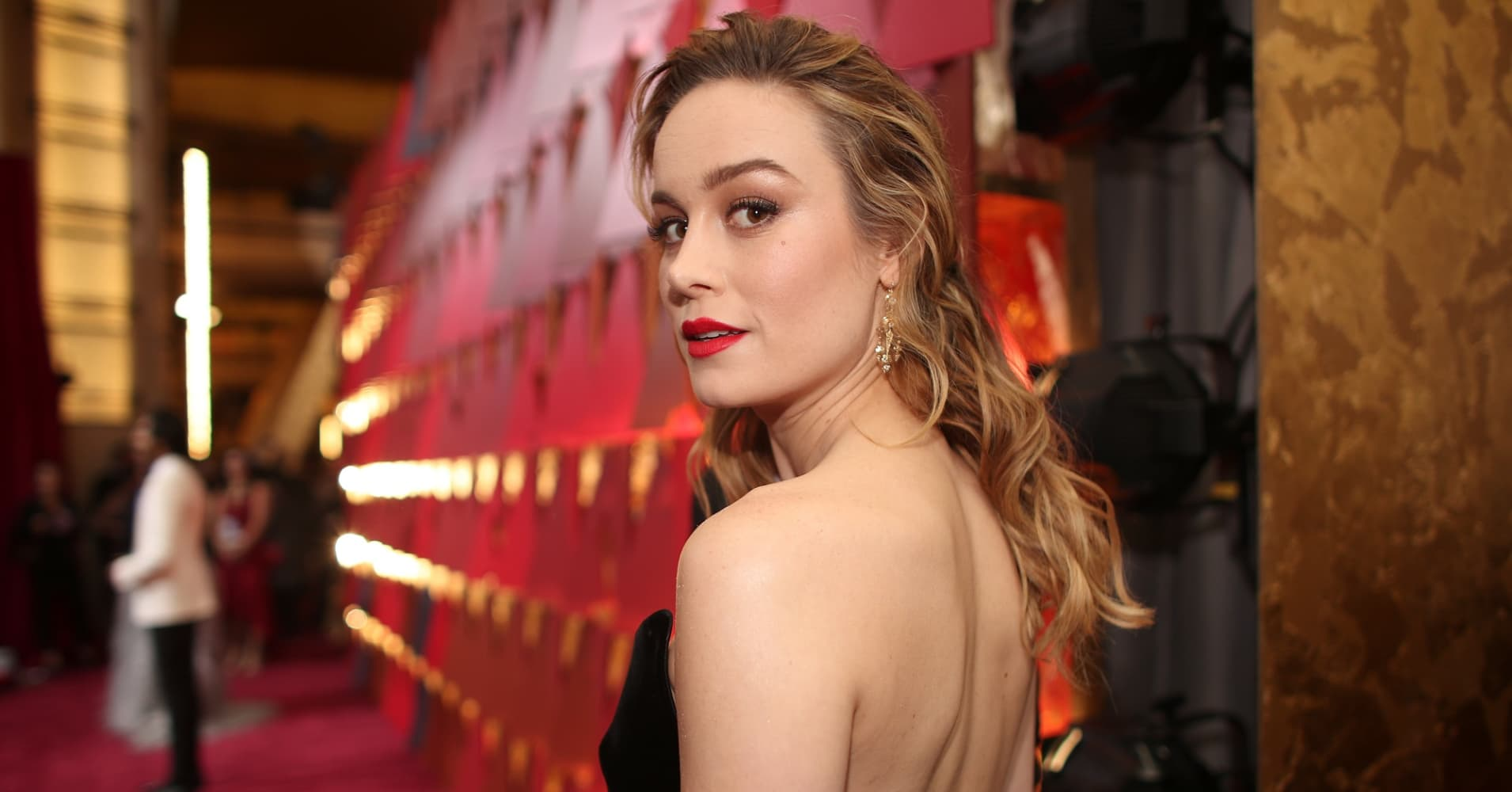 Actor Brie Larson attends the 89th Annual Academy Awards at Hollywood & Highland Center on February 26, 2017 in Hollywood, California.