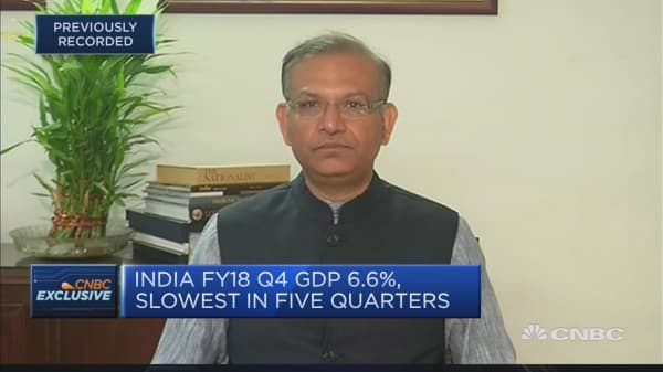 India is 'very well-positioned' for economic growth: Minister of State