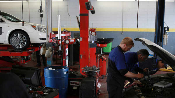 Why skilled auto technicians are in high demand