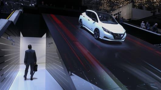 Opening Day Of The 88th Geneva International Motor Show