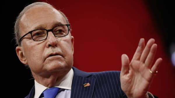 Larry Kudlow on trade: 'We have China over the barrel
