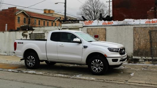 Hexbyte - Science and Tech The 2019 Ford Ranger Lariat Supercab 4x4