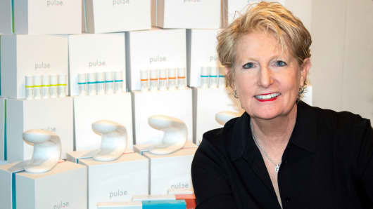 Pulse CEO Amy Buckalter said Facebook has prevented her company from advertising its lubricants for women going through menopause despite allowing equivalent products from brands that target men.