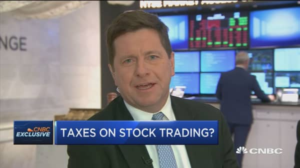 Buybacks can be the most efficient way to return money to shareholders, says SEC Chairman