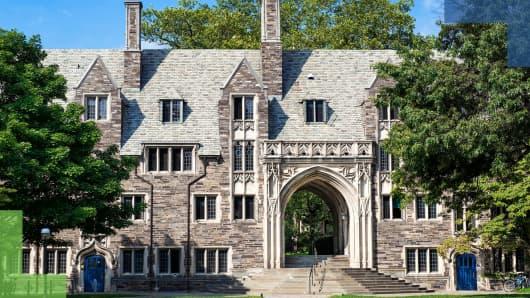Lockhart Hall at Princeton University
