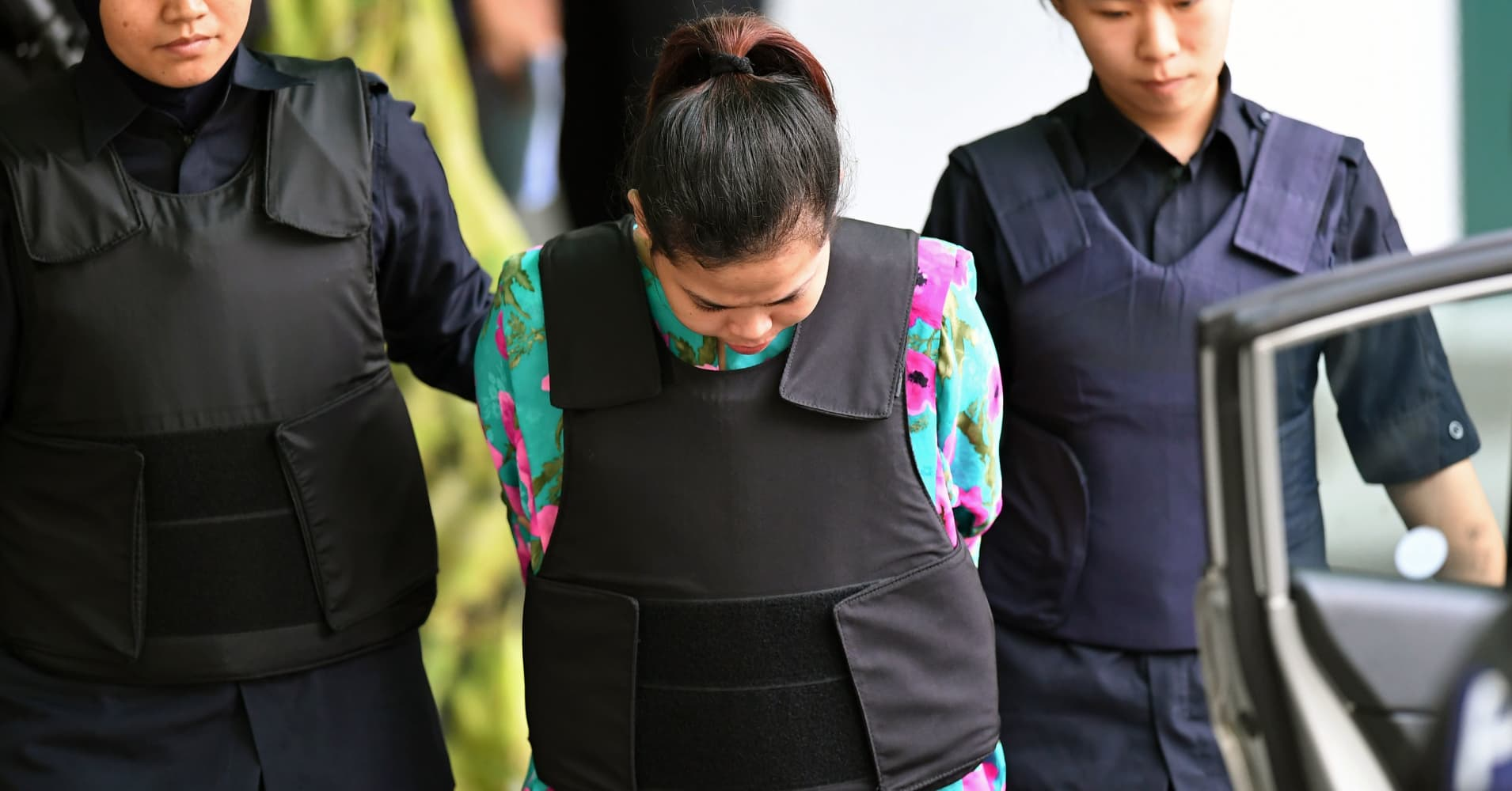 Suspect freed after Malaysia drops murder charge in killing of Kim Jong Un's brother