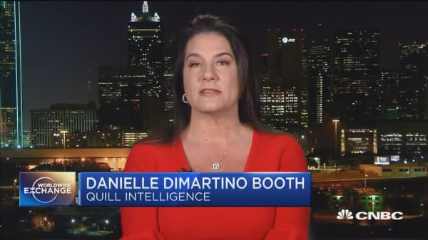 DiMartino Booth: There are signs of slowdown that others aren't picking up on