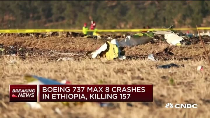 Here's what the Boeing Ethiopian Airlines crash investigation is focused on