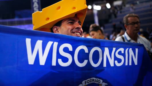 The DNC has picked Milwaukee for the 2020 DNC Convention.
