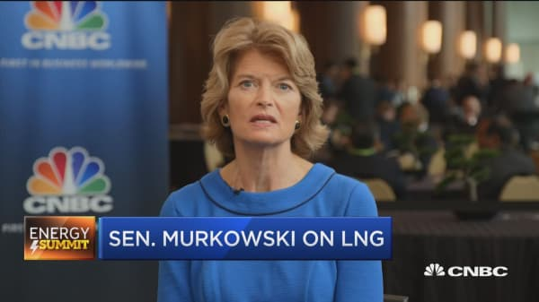 Sen. Murkowski on America's energy future