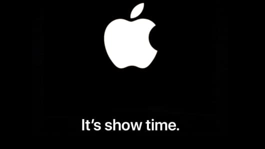 Apple's invite to a press event on March 25, 2019