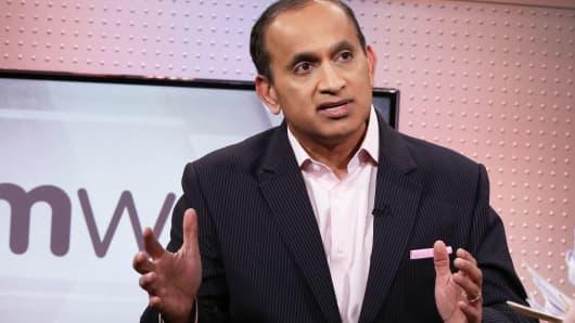 Sanjay Poonen, COO, VMware