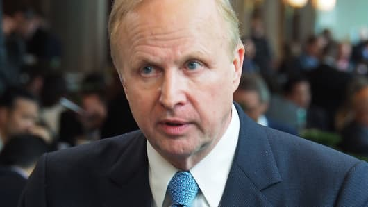 Bob Dudley, CEO, BP