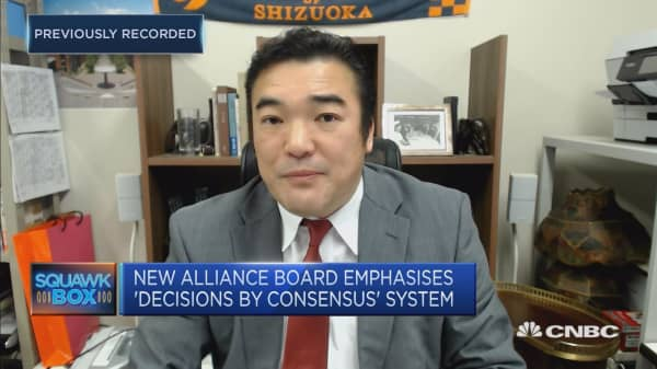 Nissan, Renault alliance is moving in the right direction: Prof