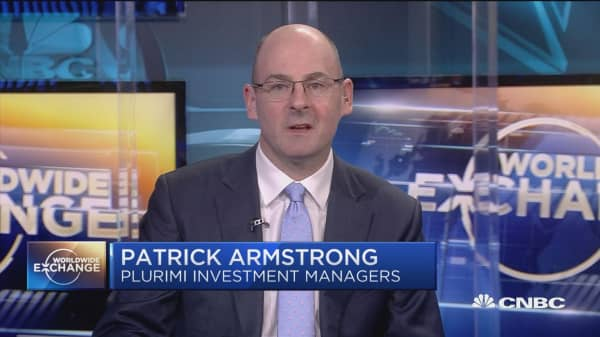 Patrick Armstrong talks Brexit