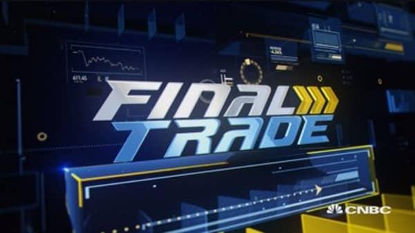 Final Trade: MCD, CVX & more