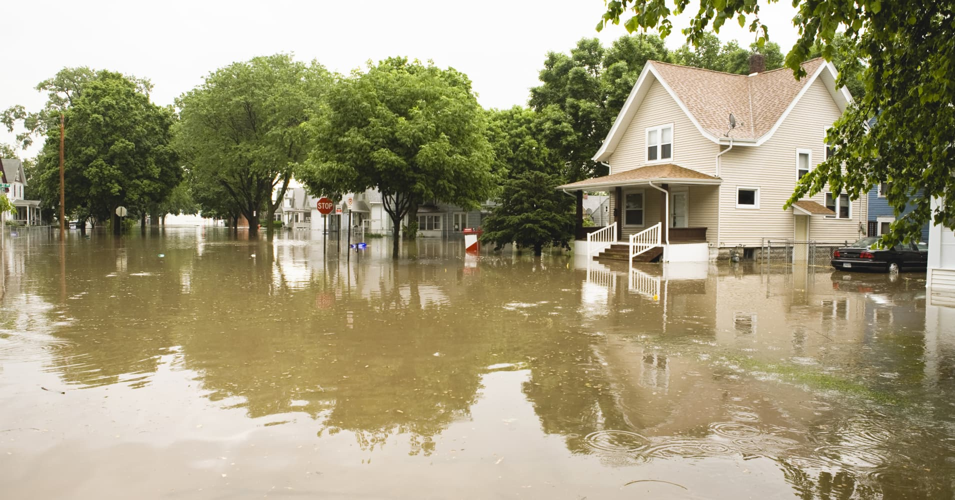 These 10 cities could lose $34 billion-plus in housing to coastal floods by 2050