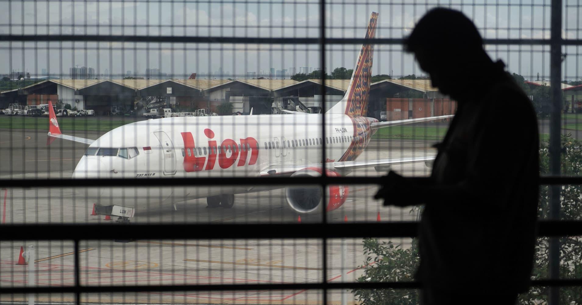 Boeing lost $26.6 billion in market value since Sunday's 737 Max 8 crash