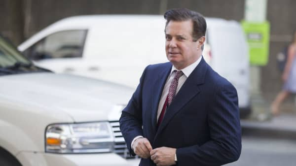 Paul Manafort sentenced to more than seven years in prison