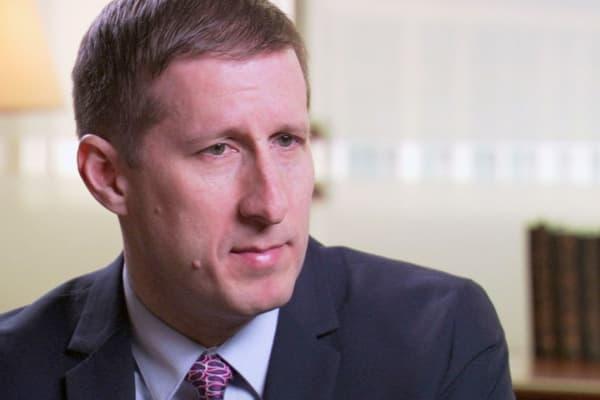Cleveland-Marshall law professor Jonathan Witmer-Rich