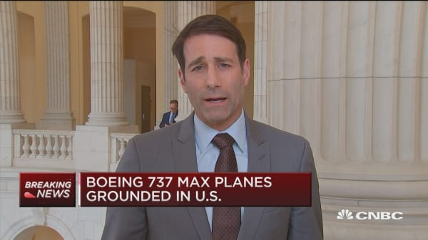 Rep. Garret Graves: I support with the FAA did today