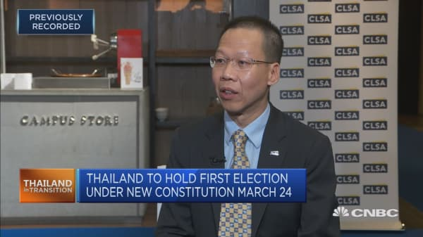 CLSA on the 'most favorable outcome' to Thailand's election