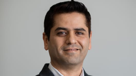 Chief Accounting Officer Vaibhav Taneja