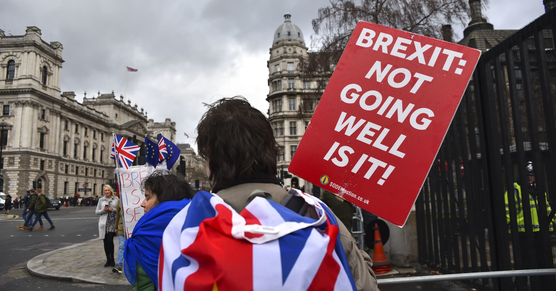 Brexit deal rejected again: Here's what could happen now