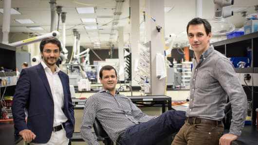 Battery start-ups are raising millions in the battle to